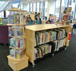 CCC Library Fitout 2