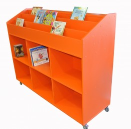 Orange display unit 1