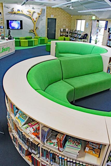 Ranford Primary School Library Furniture Dva Fabrications