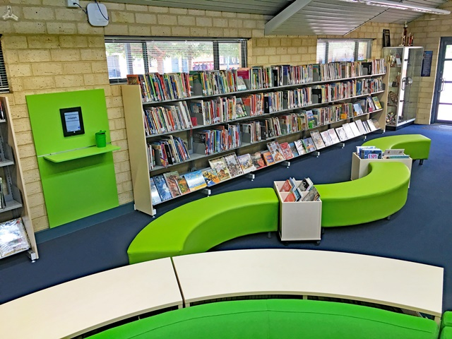 Ranford Primary School Library Furniture Dva Fabrications