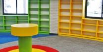 Library furniture classroom furniture