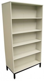 Single Bay S/Sided Library Shelving