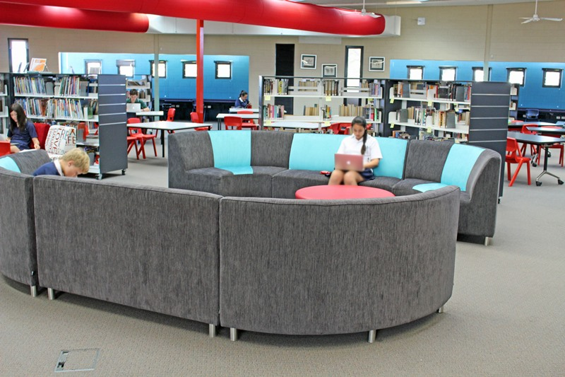 library seating furniture. shenton did a full refurbishment and added gorgeous booth sofa seating making this library very inviting thank you to the staff at furniture