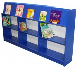 Melmine Display shelving lrg