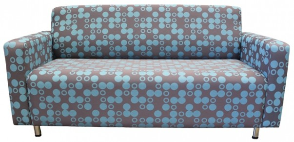 Sassy Couch with arms 1