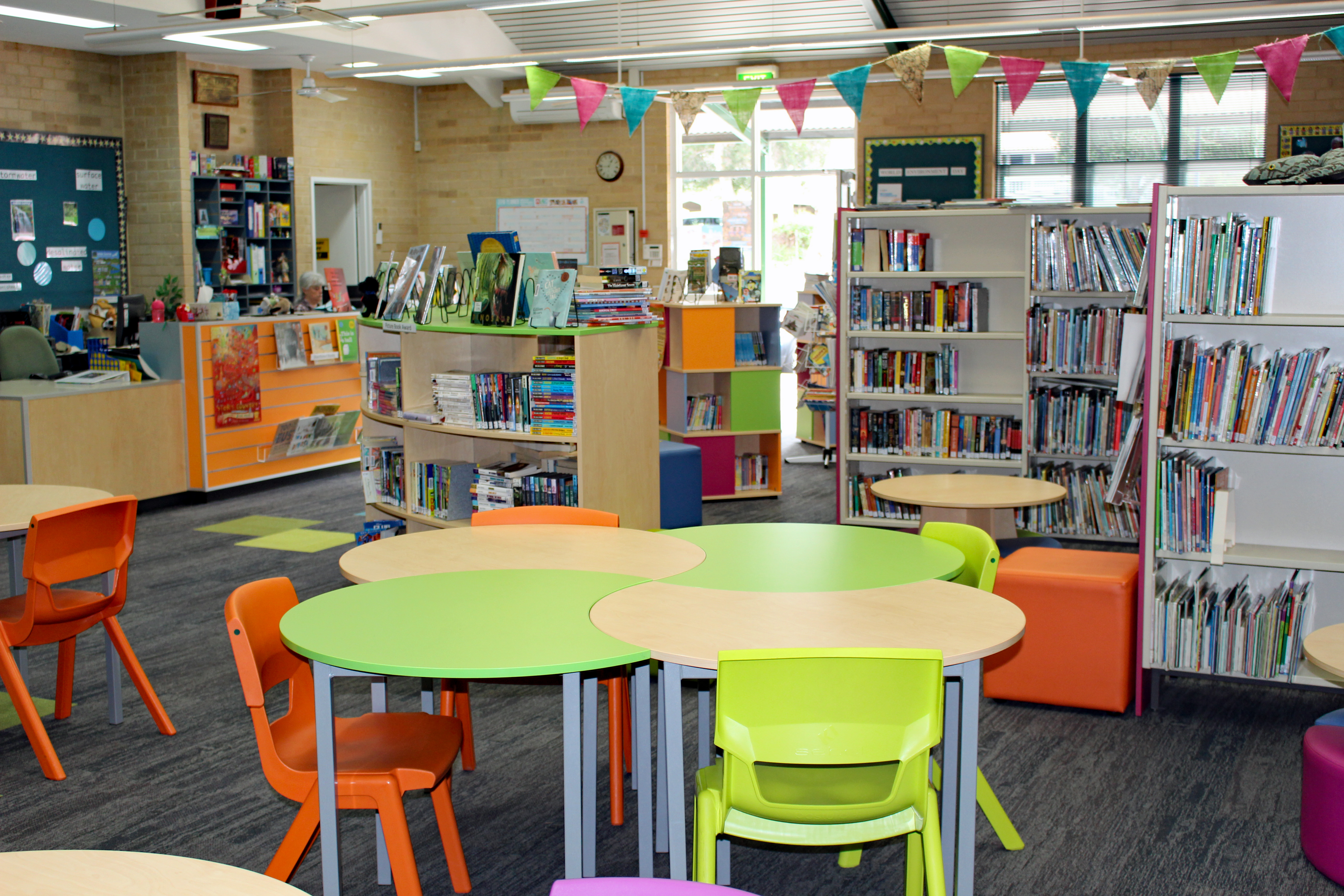 Modern School Furniture Suppliers ~ Library furniture dva fabrications