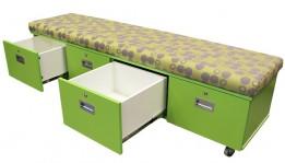 Storage drawer ottoman2