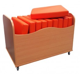 Cushion trolley a