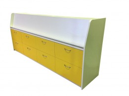 Yellow Bookcase 3 (002)